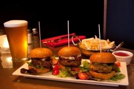 bistro-sf-grill-burger-slider-fries-beer
